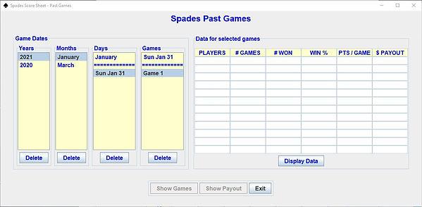 Spades Past Games.JPG