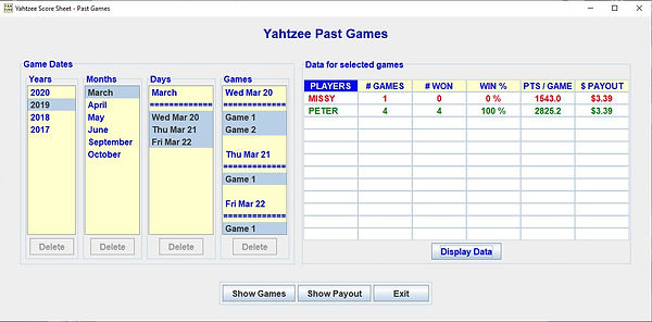 Yahtzee Past Games.JPG