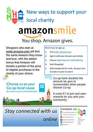 Smile Amazon and Coop Community Fund (2)