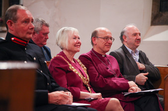 St Paul's Community Centre reopening and launch