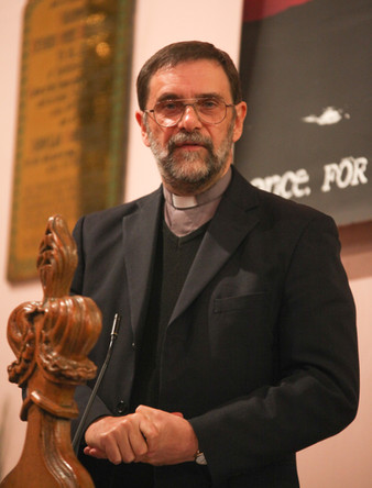 Rev Stephen Trantor
