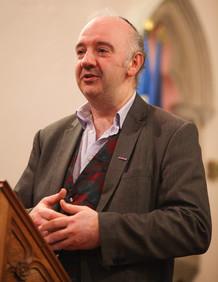 Jonny Wineberg, Development and Training Consultant