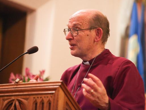 Bishop of Bolton, Rt Rev. Mark Ashcroft