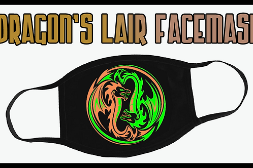 TALES FROM NOCTURNIA 'DRAGON'S LAIR' Super Sexy facemask
