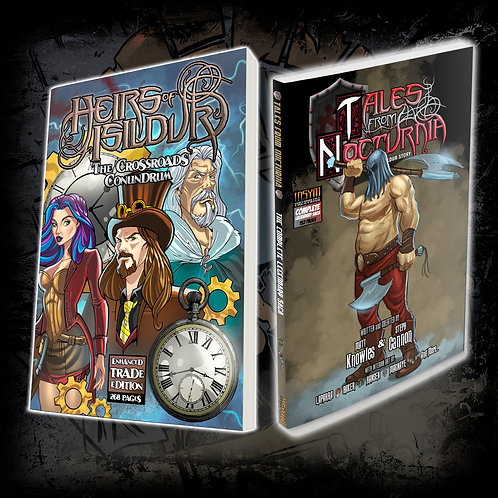 BUNDLE: TALES FROM NOCTURNIA & HEIRS OF ISILDUR Books!