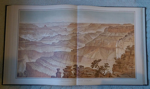 Magisterial Atlas…on the Tertiary History of the Grand Cañon District.