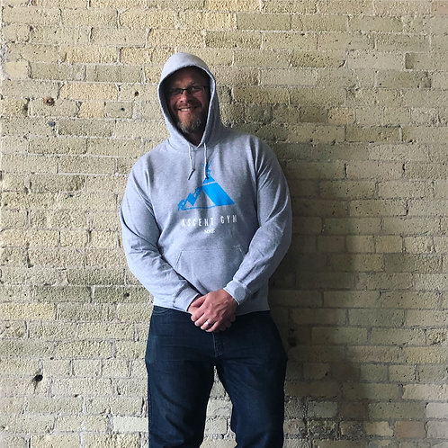 Ascent Gym Hoodie