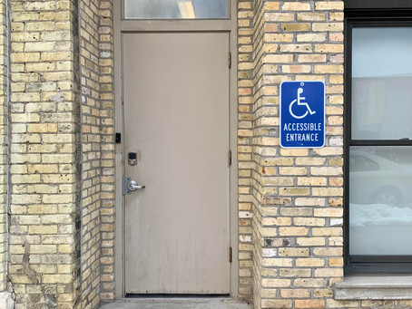 Accessibility at AWP