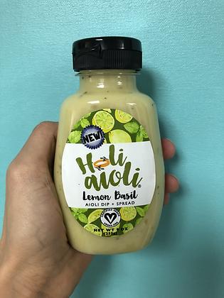 Holi Aioli - Lemon Basil