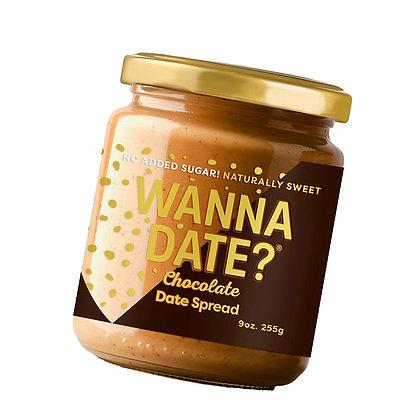Wanna Date? Chocolate (Thee Nutella Slayer)
