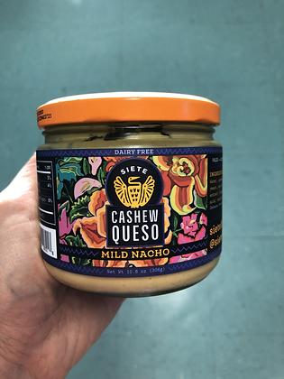 Siete Cashew Queso - Mild Nacho Flavor
