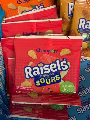 Raisel's Sours Watermelon Shock .7oz