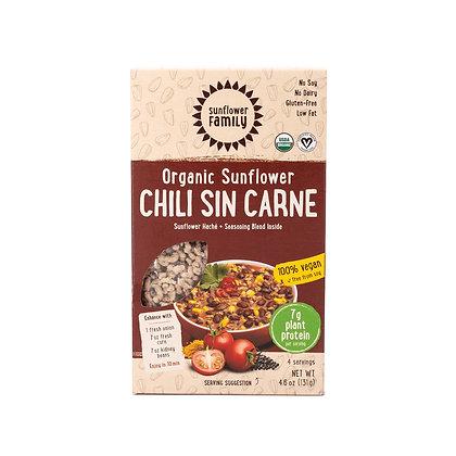 Sunflower Family Organic Sunflower Chili Sin Carne