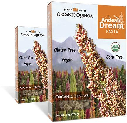 Andean Dream quinoa elbows
