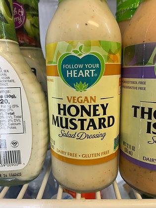 Follow Your Heart Honey Mustard