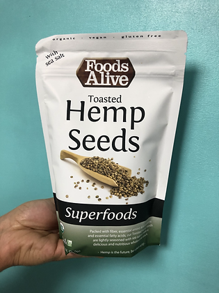 Foods Alive Hemp Seeds