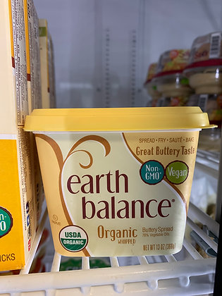 Earth Balance whipped