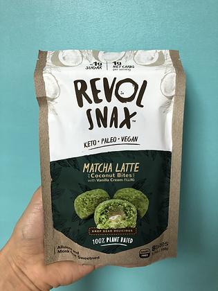 Revol Snax - Matcha Latte
