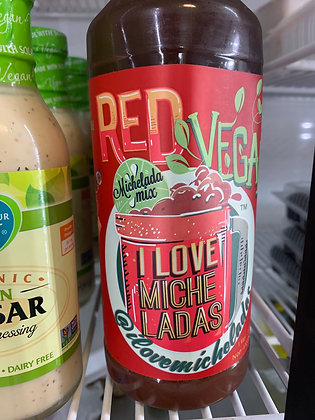 I Love Micheladas Red Vegan mix