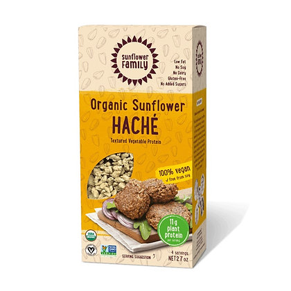 Sunflower Family Organic Hache