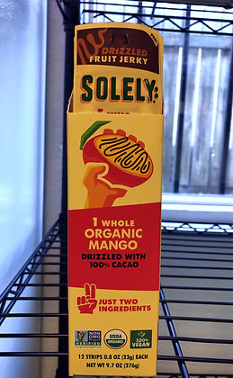 Solely Organic Mango with Cacao