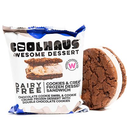 CoolHaus Cookies n Cream Sandwich
