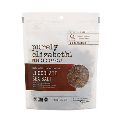 Purely Elizabeth Chocolate Sea Salt