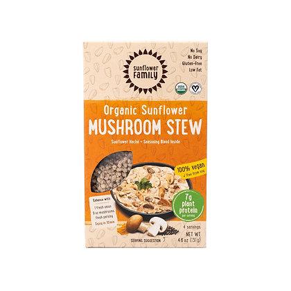 Sunflower Family Organic Sunflower Mushroom Stew