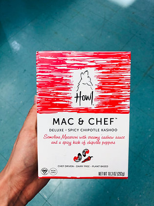 Howl Mac & Chef - Spicy Chipotle Kashoo