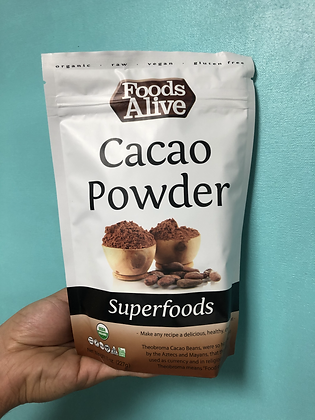 Foods Alive Cacao Powder