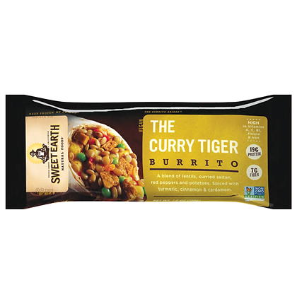 Sweet Earth The Curry Tiger