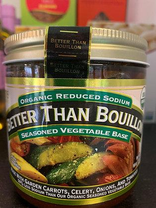 Better than Bouillon Vegetables Base 16oz