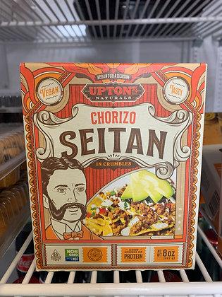 Upton's Chorizo Seitan