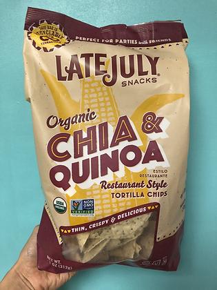 Late July Organic Chia & Quinoa Chips