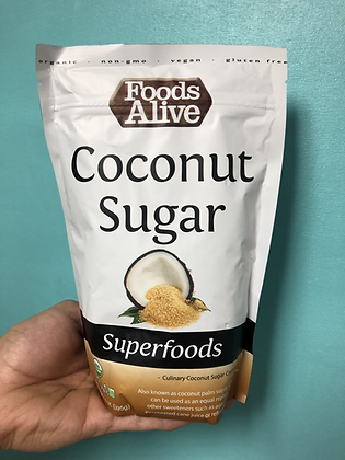Coconut Sugar Superfoods
