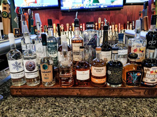Broomfield Bar with Colorado Distilleries
