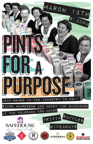 Pints for Purpose