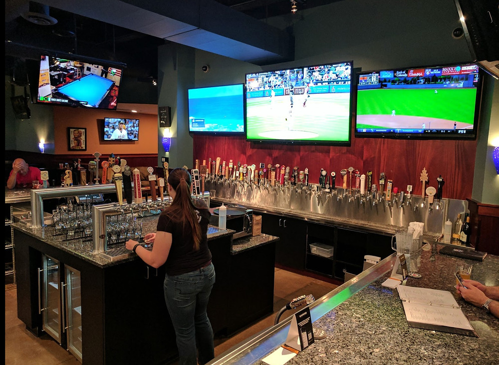 Most beers on Tap in Denver - Colorado Keg House