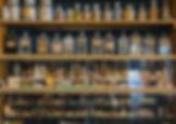 Colección del tarro de la vendimia