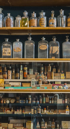 Vintage Jar Collection