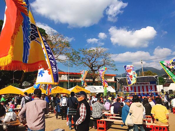 トビウオ祭り
