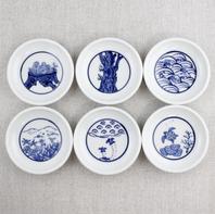 手描き豆皿