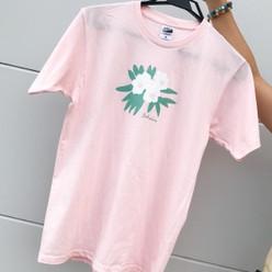 ヤクシマシャクナゲTシャツ