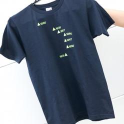 セブンピークスTシャツ