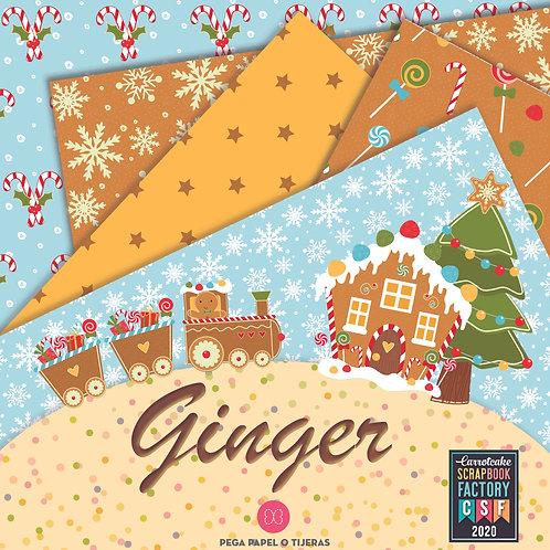 Colección Ginger