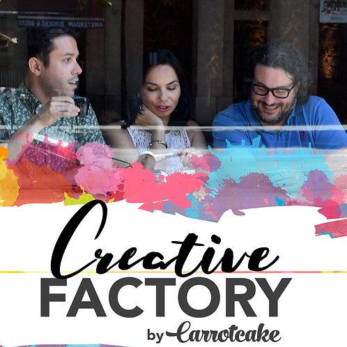 Creative Factory - Art Journal