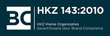 BC Certified logo_HKZ Kleine Organisatie