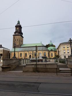 Deutsche Kirche Göteborg
