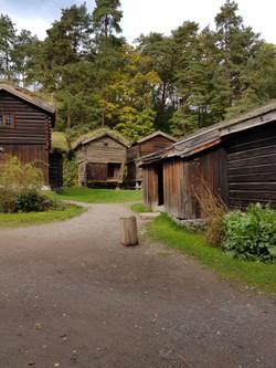 Wikinger Dorf