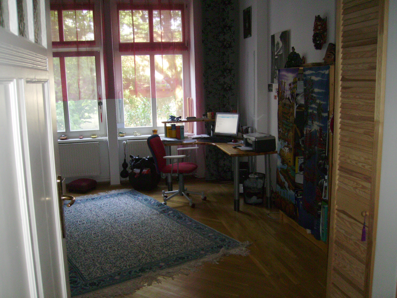 Arbeitsplatz Berlin